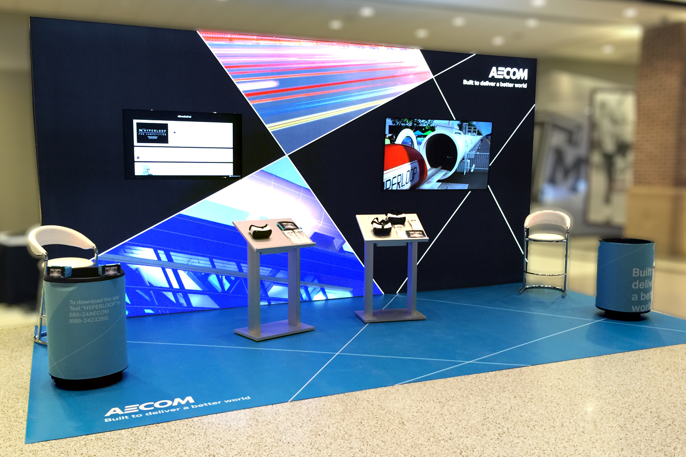 AECOM HyperLoop Lightbox